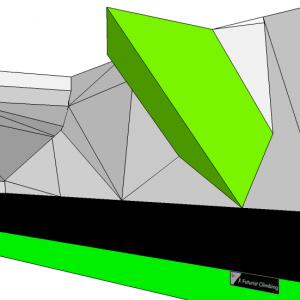 kinetic futurist climbing. Black Bedroom Furniture Sets. Home Design Ideas