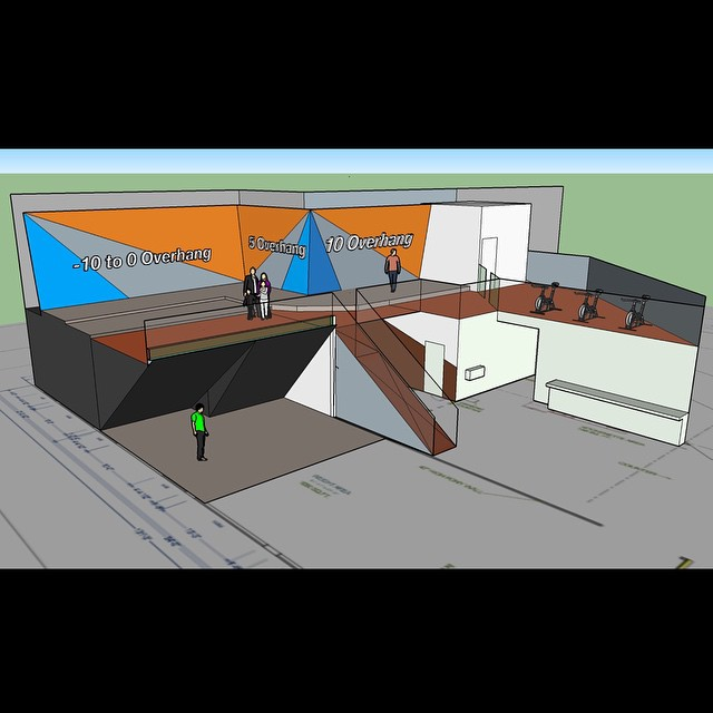 The Wall's planned mezzanine expansion